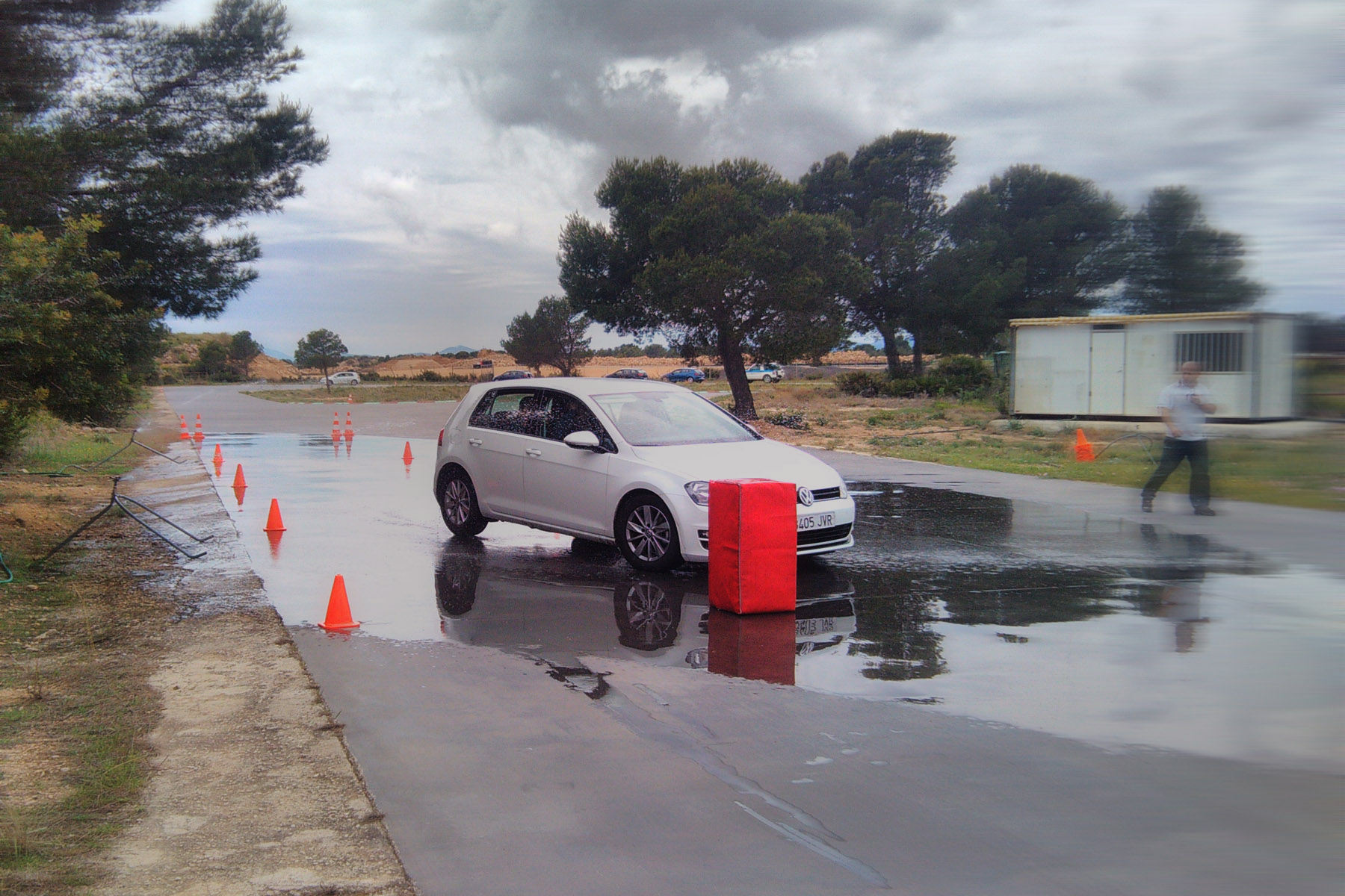 Tecdrive Curso de Conduccion Segura
